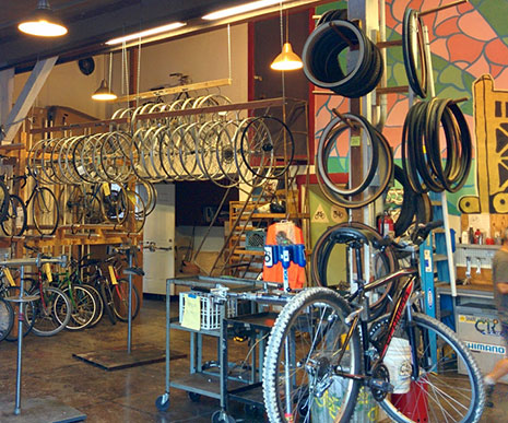 Bikes Stores Sacramento The Sacramento Bicycle Kitchen