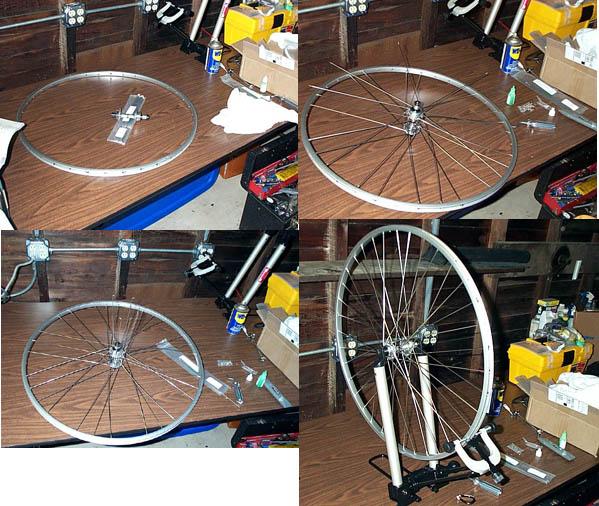 Bicycle Kitchen: Wheel Building Series